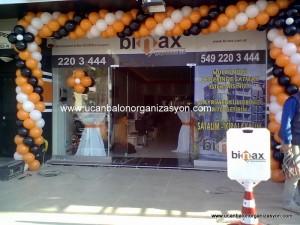 Kütahya Açılış Organizasyon Balon Süsleme