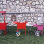 İzmir pamuk şekerci kiralama hizmeti